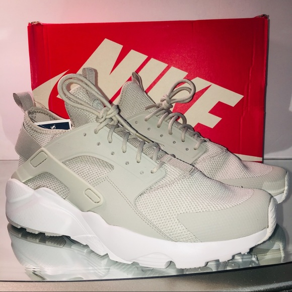 cfe834e9700 Nike Huarache Run Ultra 11.5 Wolf Grey 833147- 002